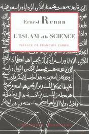 Islam Et La Science - Intérieur - Format classique