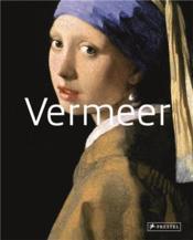 Vermeer (Masters Of Art) /Anglais - Couverture - Format classique