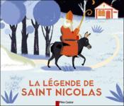 La légende de Saint Nicolas - Couverture - Format classique