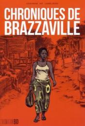 Chroniques de Brazzaville - Couverture - Format classique