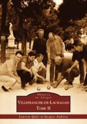 Villefranche-de-Lauragais t.2 - Couverture - Format classique