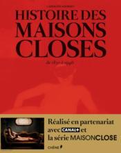 Histoire des maisons closes de 1850 à 1946 - Couverture - Format classique