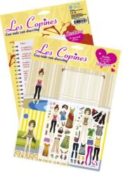 Livre les copines eva vide son dressing collectif - Livre dressing ideal ...