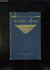 Michel Ange. Genie De La Renaissance. - Couverture - Format classique