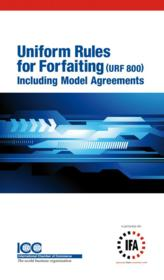 Vente livre :  Icc uniform rules for forfaiting urf 800 english version  - Collectif