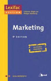 Vente  Marketing (4e édition)  - Ulrike Mayrhofer