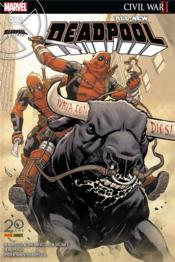 Vente livre :  ALL-NEW DEADPOOL N.12  - Cullen-B+Kelly-J+Ger - All-New Deadpool