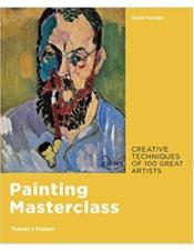 Vente  Painting masterclass: creative techniques of 100 great artists /anglais  - Susie Hodge