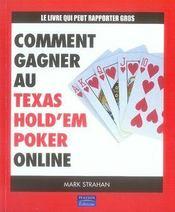 Comment gagner au texas hold'em poker online - Intérieur - Format classique