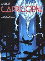 Capricorne t.7 ; le dragon bleu - Intérieur - Format classique