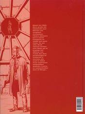 Le Chant Des Stryges T.4 ; Experiences - 4ème de couverture - Format classique