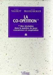 Coopetition - Couverture - Format classique