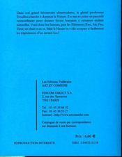 Les grandes trouvailles du professeur trouillon - 4ème de couverture - Format classique
