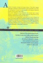 George Onslow, Gentleman Compositeur - 4ème de couverture - Format classique