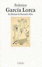 Maison De Bernarda Alba (La) - Intérieur - Format classique