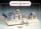 Institut de France - Intérieur - Format classique
