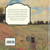 Florilege a la gloire des mamans - 4ème de couverture - Format classique
