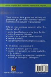 Le Pouvoir Des Proteines - 4ème de couverture - Format classique