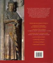 L'art gothique ; architecture, sculpture, peinture - 4ème de couverture - Format classique
