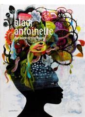 Black antoinette the work of olaf hajek /anglais - Couverture - Format classique