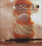 Éclairs et pâte à choux - Couverture - Format classique