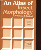 An Atlas Of Insect Morphology - Couverture - Format classique
