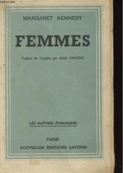Femmes - Couverture - Format classique
