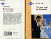 Un Mariage De Legende - A Royal Romance - Couverture - Format classique