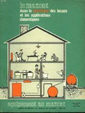 Le Mazout Dans Le Cauffage Des Locaux Et Les Applications Domestiques. Publication N°114, Aout 1968. - Couverture - Format classique