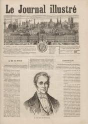 Journal Illustre (Le) N°313 du 06/02/1870 - Couverture - Format classique