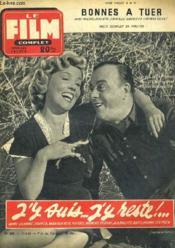 Film Complet N° 504 - J'Y Suis... J'Y Reste !... - Couverture - Format classique