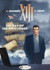 XIII T.20 ; the day of the Mayflower  - Iouri Jigounov - Yves Sente