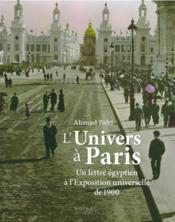 Vente livre :  L'univers à Paris  - Collectif