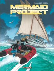 Vente  Mermaid project T.4  - Leo - Corine Jamar - Fred Simon
