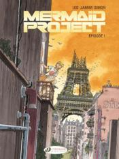 Vente  Mermaid project T.1  - Fred Simon - Leo - Corine Jamar