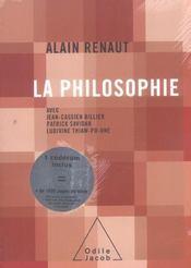 La philosophie - Intérieur - Format classique