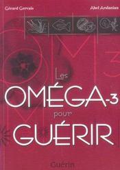 Les Omega 3 Pour Guerir - Intérieur - Format classique