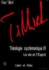 Theologie systematique - Couverture - Format classique