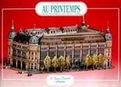 Au printemps ; grand magasin XIXe Paris - Intérieur - Format classique