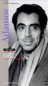 Arthur Adamov - 5 Cd + Livre - Couverture - Format classique