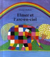 Elmer et l'arc en ciel - Intérieur - Format classique