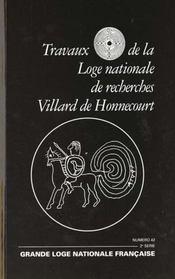 Revue n.42 culture historique ; connaissance maconnique - Intérieur - Format classique