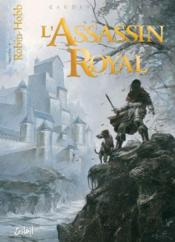 L'assassin royal t.2 ; l'art  - Sieurac - Jean-Charles Gaudin