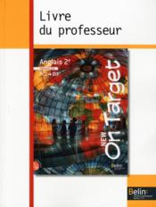 Vente  New on target ; anglais ; livre du professeur (édition 2010)  - Jean-Louis Habert