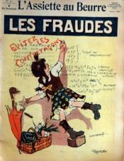 Assiette Au Beurre (L') N°447 du 23/10/1909 - Couverture - Format classique