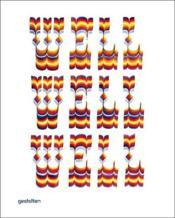 Letman The Artwork And Lettering Of Job Wouters /Anglais - Couverture - Format classique