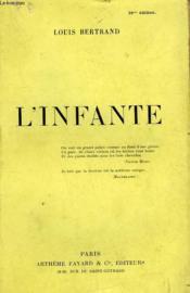 L'Infante. - Couverture - Format classique