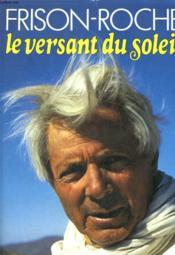Le Versant Du Soleil. - Couverture - Format classique