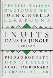 Vente  INUITS DANS LA JUNGLE N.5 ; 23 poètes italiens  - Inuits Dans La Jungle