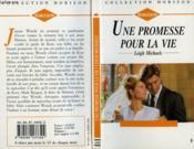 Une Promesse Pour La Vie - The Only Solution - Couverture - Format classique